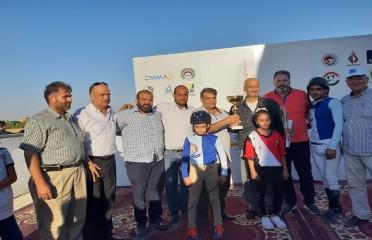 5th  Arabian Horse Race  2019- Race no 4