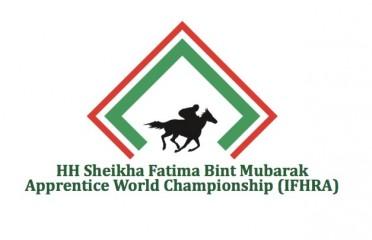 PREMIOH.H.SHEKHAFATIMABINT MUBARAK APPRENTICE WORLD CHAMPIONSHIP (APPRENTICES)for purebred Arabians